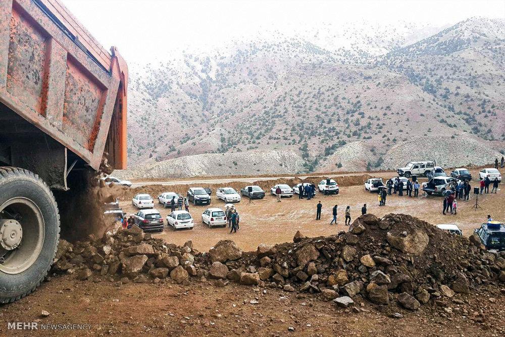 گردهمایی مردمی و حامیان محیط زیست با موضوع فعالیت معدن شاهوار شاهرود